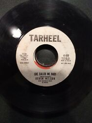Robin Wilson 45 She Called Me Baby Gonna Build A mountain Rare DJ Promo COPY Tar