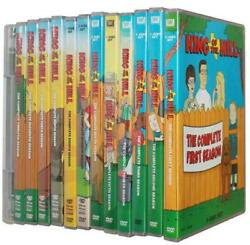 King of the Hill The Complete Series DVD 37-Disc Se Season 1-13