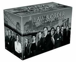 Law and Order: The Complete Series Seasons 1-20 (DVD 2011 104-Disc Box Set) New