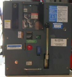 WESTINGHOUSE PD6D06A030 DS 206 800 A FRAME AIR CIRCUIT BREAKER 120 v control eo