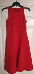 Banana Republic Orange Dress Size 2