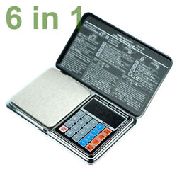 500g x0.1g Digital Pocket Scale 2308 for Jewelry Herb Coins Reload Free Shipping