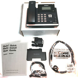A-Stock - CSG Verizon Yealink SIP-T41P 3-Line VOIP POE Business Desk Phone Kit