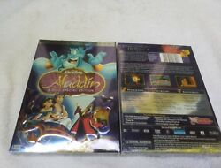 Aladdin (DVD 2004 2-Disc SetSpecial Edition) - NEW & SEALED FREE SHIPPING
