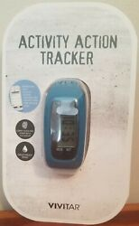 Kids' Vivitar Activity Action Tracker Teal Green
