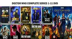Doctor Who - Complete Series Season 1-11 (DVD 58 Disc Set) New