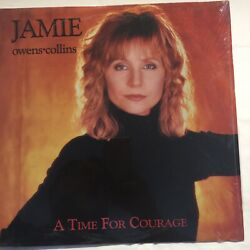 Jamie Owens Collins - A Time For Courage - In Shrink Wrap- Vinyl LP On Live Oak