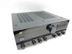 USED SANSUI AU-607 EXTRA Pre-main amp from JAPAN AC100V