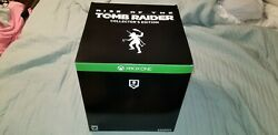 Rise Of Tomb Raider Collector's Edition * Xbox One * New Factory Sealed *
