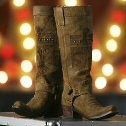 Lane Womens Boot She Who Is Brave Western Handcrafted Boots
