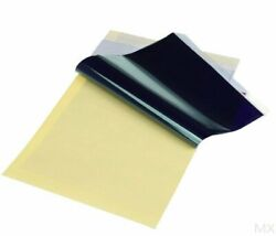 5-100Pcs Tattoo Transfer Carbon Thermal Paper Stencil Sheet Tracing Hectograph