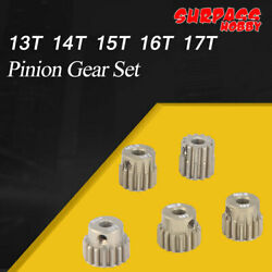 SURPASS HOBBY 3.175MM 13T 14T 15T 16T 17T Pinion Gear Set For 1 8 1 10 RC Motor $10.63
