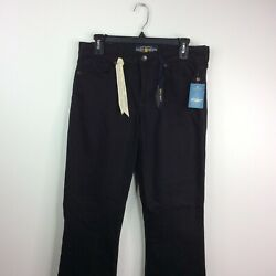 Lucky Brand Black Sofia Boot Cut Jeans Women's size 10  30 NWT $99