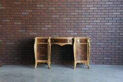 Desk Vintage Desk Writing Desk French Style Desk Antique Desk $1495.00