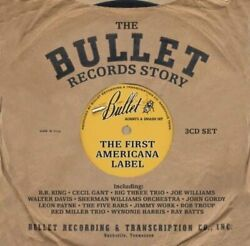 Various : Bullet Records Story: The First American CD