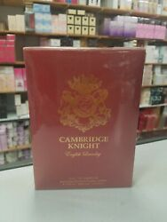 Cambridge Knight by English Laundry 3.4 oz EDP Spray for Men New In Retail Box