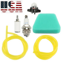 Replacement Air Filter Fuel Line Kit For Poulan Chainsaw Parts 530037793 Gas Saw $6.75
