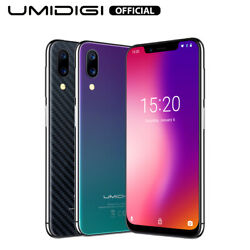 UMIDIGI One Pro SmartPhone Dual 4G Unlocked 64GB 4GB Octa-core 1 year  Warranty