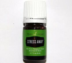 Young Living Essential Oils Stress Away 5ml - New & Sealed - Free Shipping!