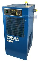 SCHULZ 75 CFM REFRIGERATED COMPRESSED AIR DRYER 15HP & 20HP COMPRESSORS 115V $1,139.95