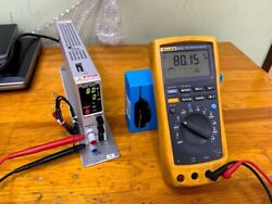 Matsusada PK-80H Power Supply as photo sn:192S tested DHLtoUS dφm