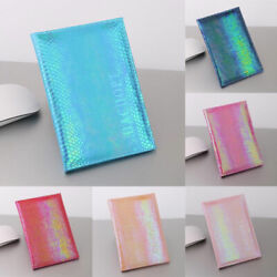 Portable Passport Case Holder PU Leather RFID Travel ID Credit Card Wallets