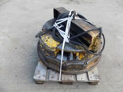 ROTARY BURNAND ELECTRO MAGNET  SCRAP MAGNET SWL 8 TON  TYPE INT  220 DC
