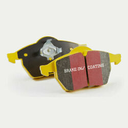 EBC DP42130R EBC Yellowstuff Brake Pad Sets