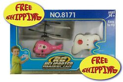 FUNNY INDUCTION AIRCRAFT HELICOPTER FOR CHILDREN 14 EASY TO USE $15.00