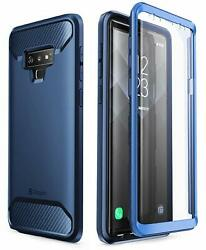 Galaxy Note 9 8 Case Clayco Rugged Shockproof Cover with Screen Protector $12.74