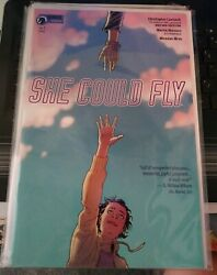 She Could Fly #1 (Cantwell Dark Horse Berger Books 2018) 1st Print [AMC]