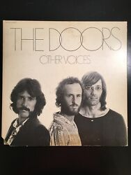 The Doors- Other Voices Vinyl Record