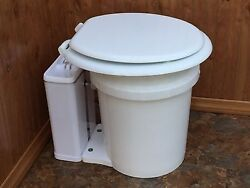SmartJon Toilet Motorhome Composting Tiny House Off Grid Cabin Boat Marine RV $279.00