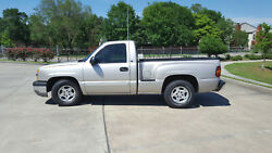 2004 Chevrolet Silverado 1500 Trades and Offers Considered Flawless 2004 Chevy Step Side! Near Mint! RARE big 5.3 V8! Includes ALL RECORDS!