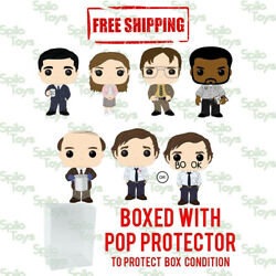 Funko POP! Television The Office Set of 6 W Chase Possibility Pre-Order