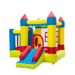 Commercial Grade Bounce House 100% PVC Kids Inflatable Jumper without Blower