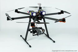 HEXACOPTER DRONE heavy lift FLYING TIME OVER 30 min EUR 7500.00