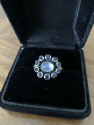 Nicky Butler Iolite And Moonstone Ring 10