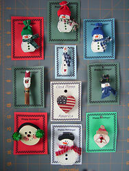 HANDCRAFTED HOLIDAY PINS ~ YOU CHOOSE ~ FUN JEWELRY GIFT IDEA~ STOCKING STUFFERS