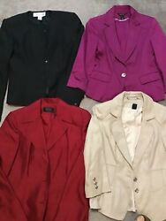 Name Brand Jackets Size 4 Selling As A Lot