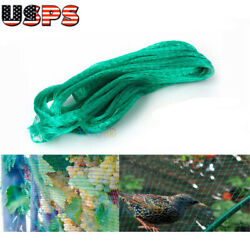 4×10m Anti Bird Net Garden Plant Fruits Fencing Mesh Protect Fruits from Birds $8.25