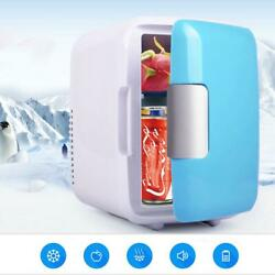 4L Compact Small Mini Fridge Refrigerator Office Home Dorm Freezer Cooler