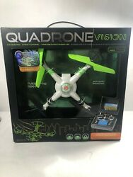 QUADRONE VISION 6 AXIS 2.4GHZ 4 CHANNEL WIRELESS RADIO CONTROLLED $99.99