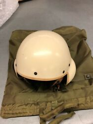 New HGU 39 P Helicopter Flight Helmet Size X Large Gentex HGU39 Made in USA $149.00