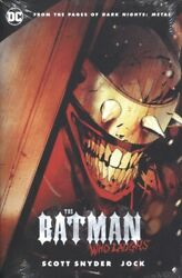 BATMAN WHO LAUGHS HC REPS 1 7 amp; THE GRIM KNIGHT #1 NEW SEALED $24.99