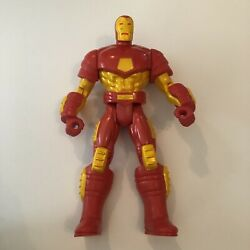 Toy Biz Marvel Universe Deluxe Edition 10 inch Iron Man loose