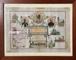 REMEMBERING THE EXHIBITION OF THE SHROUD TURIN 1898 JESUS CHRIST RELIC HOLY CARD