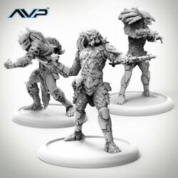 Prodos Games Alien vs Predator AVP Predators Boxed SetPIC201202 $41.99