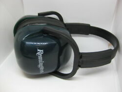 Howard Leight by Remington Standard Ear Muffs Headphone Set Ear Protection Logo