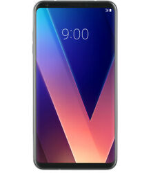 LG V30 Plus US998 - 128GB - Black Unlocked . Excellent 810